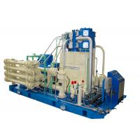 China High Performance CNG Gas Compressor , Piston Type Gas Compressor Station on sale
