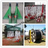 Wholesale China Cable Drum Jack, export to worldwide Hydraulic Cable Jack from china suppliers