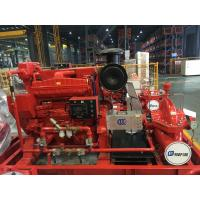 Wholesale High Speed EDJ Split Case Fire Pump For Thermal Power Plants 500gpm from china suppliers