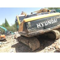 Wholesale 215 Lc-9 Second Hand Hyundai Excavators / High Power 2nd Hand Excavators from china suppliers