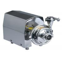 Wholesale Sanitary Stainless Steel Food Grade Centrifugal Pump / Milk Transfer Pump from china suppliers