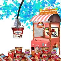 Wholesale 110V  Ice Cream Vending Machine from china suppliers