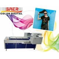 Wholesale Pigment Ink T Shirt Digital Garment Printer With Three Working Tables from china suppliers