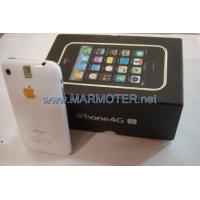 Wholesale iPhone 4Gs copy 3.5' 32GB SHARP screen Compass WiFi dual camera dual sim card from china suppliers