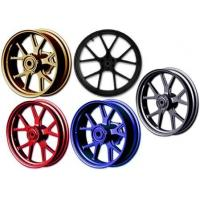 Wholesale 10-spoke forged magnesium/aluminium alloy wheels from china suppliers