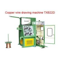 Copper wire drawing machine TXB22D