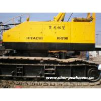 China HITACHI 150 TON CRAWLER CRANE KH700 on sale