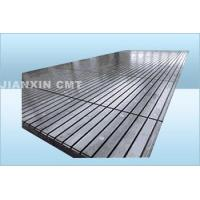 Wholesale T-slot split joint inspection plates from china suppliers