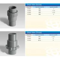 Buy cheap PVC VALVE SERIES Check Valve from wholesalers