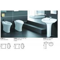 Wholesale Suite Series toilet/pedestal basin/bidet from china suppliers