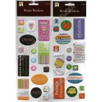 Buy cheap Stickers Epoxy-Adhesive Sticker from wholesalers