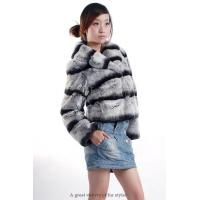 Wholesale Rex Rabbit Fur Jacket FF-JA-RR-12 from china suppliers