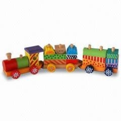 Quality Promotional Gifts Block Train HH-WT8803 for sale