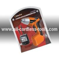 Wholesale Cordless Screwdriver Kit Cordless Screwdriver-KCS602-S2B from china suppliers