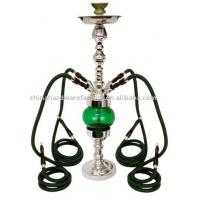 """Wholesale Hookahs and Shishas Phone: (852)3170-9544Email: info@chinahardwarefactory.comProduct ID:Octopus 4cp greenDescription:Octopus hookah has 10 colors.H40"""" W10"""".one of the best sellers. from china suppliers"""