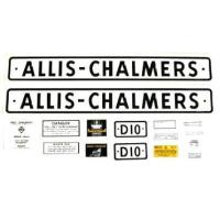 Buy cheap Allis Chalmers D10 Series l (1960-62) Decal from wholesalers