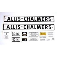 Buy cheap Allis Chalmers D14 Series l (1960-62) Decal from wholesalers