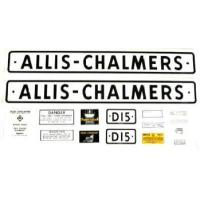 Buy cheap Allis Chalmers D15 Series l (1960-62) Decal from wholesalers