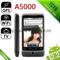 Google mobile phone HTC Unlocked A5000 Android 2.2 Capacitive Smart Phone