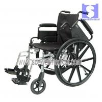 Buy cheap Manually Wheelchair (SMW-01) from wholesalers