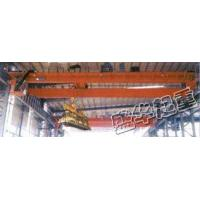 7.5 +7.5 tons, 10 +10 tons, 16 tons +16 tons 17.5 +17.5 rotating electromagnetic beams hang overhead