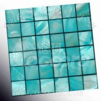 Buy cheap Mosaic on Mesh MM1FN101-BLUE from wholesalers