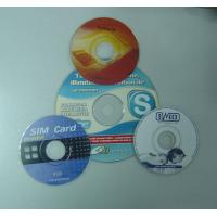 Mini CDs/DVDs with 4C Printing