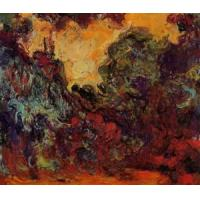 Wholesale Impressionist(3830) The_Artist-s_House,_View_from_the_Rose_Garden from china suppliers
