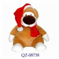 China Christmas Christmas Dog(QZ-08738) on sale