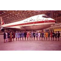 Wholesale 747 40th Anniversary Service debut from china suppliers