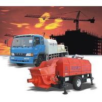 Buy cheap Trailer Concrete Pump from wholesalers