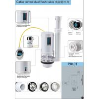 Wholesale 3-Cistern fittings DescriptionCable control dual flush valve from china suppliers