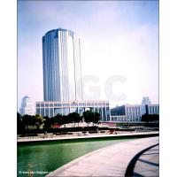 China Project  The People's Procuratorate of Pudong Shanghai HallGlass Type:15mm Clear, 19mm Clear Tempered SuspensionLocation:Shanghai for sale