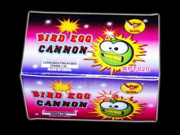 Cheap TOY FIREWORKS BIRD EGG CANNON for sale