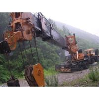 Buy cheap Samsung Hyd. Truck Crane from wholesalers