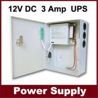 Best UPS DC 12V 3 amp Power Supply wholesale
