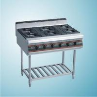 GAS RANGE WITH SHELF GAS RANGE WITH SHELF 6-BURNER GAS RANGE WITH SHELF UNDER for sale