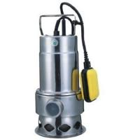 Garden pumps for dirty water