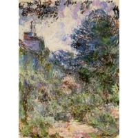Wholesale Impressionist(3830) The_House_Seen_from_the_Rose_Garden_1 from china suppliers