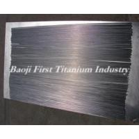 Wholesale Ti ingots Ti wires from china suppliers