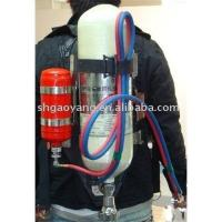 Backpack cutting torch