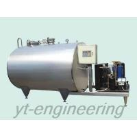 Tanks and Pot Equipment ZLG Direct Cooling Milk Storage Tank