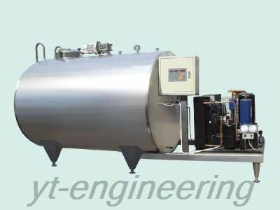 Quality Tanks and Pot Equipment ZLG Direct Cooling Milk Storage Tank for sale