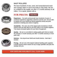 China Mast Roller on sale