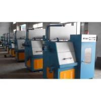 Wholesale Dual Inverter Control Copper Fine Wire Drawing Machine from china suppliers
