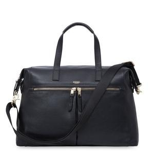 Quality KNOMO Audley Slim Leather Laptop Bag for sale