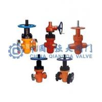 Wholesale Flat gate valve for oil field from china suppliers