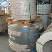 Buy cheap High carbon 85 HRB SAE 1055 bright anneal cold rolled steel strip from wholesalers