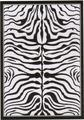 Buy cheap Animal Print Rugs Creative Home Area Rugs: Safari Rug: 42042-090 Black Tiger from wholesalers
