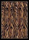 Buy cheap Animal Print Rugs United Weavers Area Rugs: Safari Rug: 030-30070 Zebra Skin Black from wholesalers